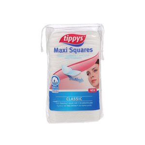 Tippys Maxi Square 40Pads