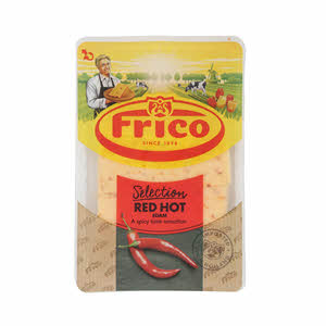 Frico Cheese Red Hot Slice 150gm