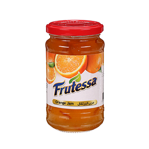 Frutessa Orange Jam 420gm
