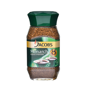 Jacobs Monarch Instant Coffee 190gm