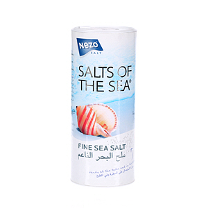 Nezo Fine Sea Salt 300gm