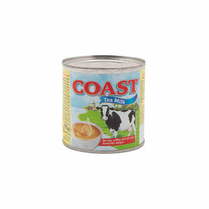 Coast Evaporated Milk 170gm