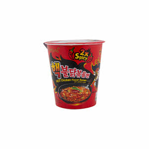 Samyang Extreme Hot Chicken Cup 70gm