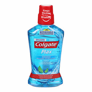 Colgateplax Mwash Coolmint 500Ml