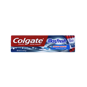 Colgate Toothpaste Max Fresh Coolmint 100ml
