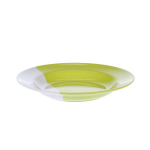Superware Soup Plate Green 9Inch