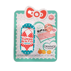Little Baby Topping Balm Plus Orange Flavor