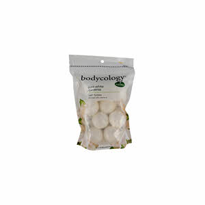 Bodycology Pure White Gardenia Bath Fizzies 8PCS x 60gm