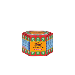 Tiger Balm Medical Red Ointment 10gm