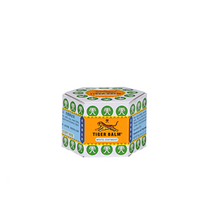 Tiger Balm Medical White Ointment 10gm