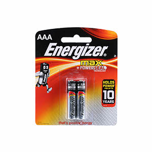 Energizer Power Seal E92 Bp2 Aaa