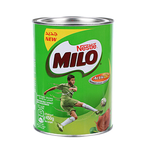 Milo Malt Drink Tin 450gm