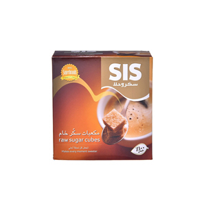 SIS Raw Cub Sugar 454gm