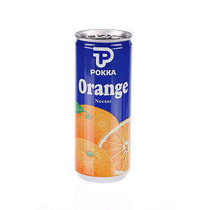 Pokka Orange Nectar Juice 240ml