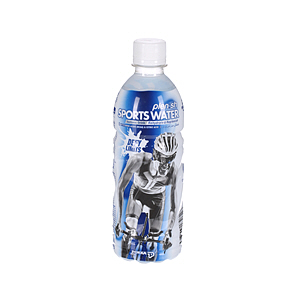 Pokka Sport Water Plastic Bottle 500Ml