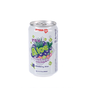 Pokka Aloevera Blueberry Juice 300ml