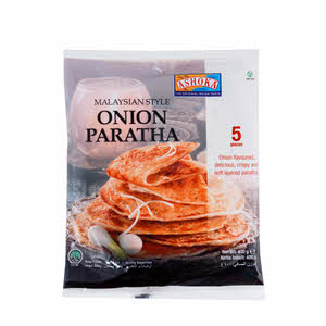 Ashoka Onion Paratha Malaysian Type 400gm