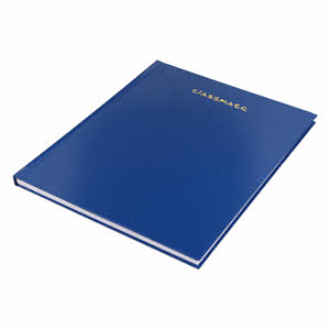 Classmate Notebook Single Line Dark Blue