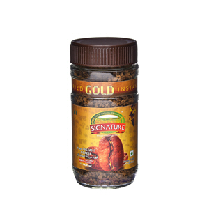 Signature Dried Gold Instant Coffee 100gm