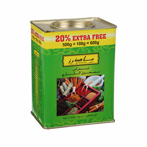 Mother'S Recipe Curry Pwd 500G 20%Extra