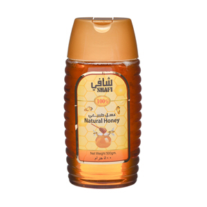 Shafi Squeyzy Natural Honey 500gm
