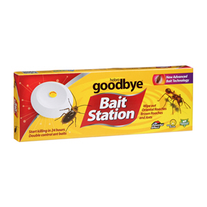 Goodbye Bait Station