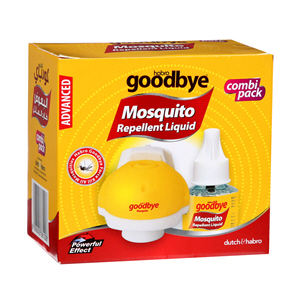 Goodbye Mosquito Repellent Combi Pack 45ml