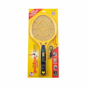 Goodbye Rechargeable Mosquito & Fly Swatter Bat