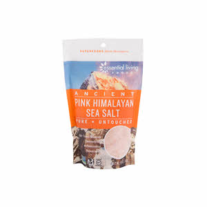 Essential Living Foods Himalayan Sea Salt 16Oz
