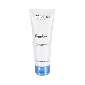 L'Oreal White Perfect Purifies & Brightness Milky Foam 100ml