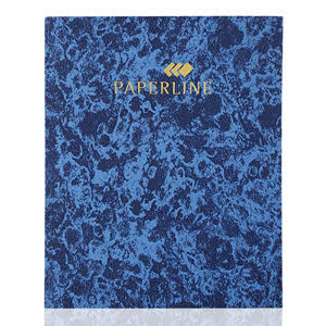 Paperline Notebook 10X8-4Qr