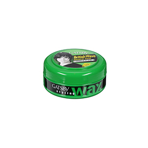 Gatsby Styling Wax Loose & Flow Green 75gm
