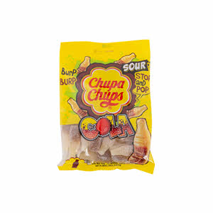 Chupa Chups Sour Cola Jellies 160gm