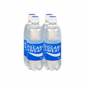 Pocari Sweet Isotonic Drink 4 x 500Ml