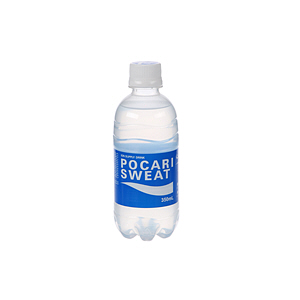 Pocari Sweat Isotonic Drink Plastic Bottle 350ml