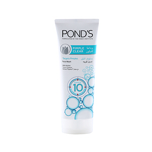 Pond's Multi Action Facial Foam And Scrub 100ml