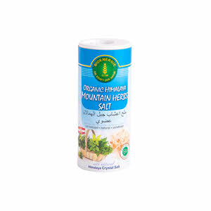 Bioenergie Organic Himalayan Mountain Herbal Salt 170gm