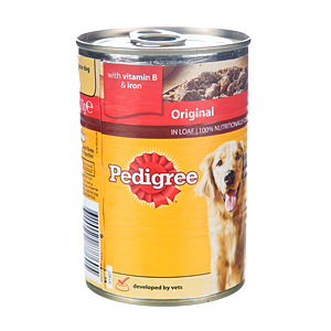 Pedigree Chum Original 400gm