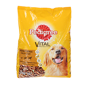 Pedigree Adult Chicken with Liver 3Kg