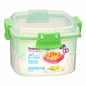Sistema Snack To Go 400ml
