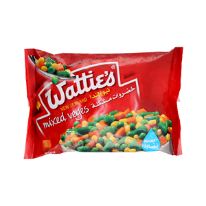 Watties Mixed Vegetable 450gm