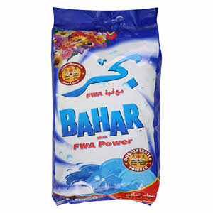 Bahar Detergent With Fwa Powder 6Kg