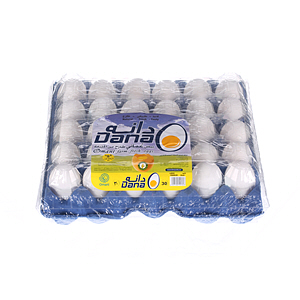 Dana White Eggs Large 30'S