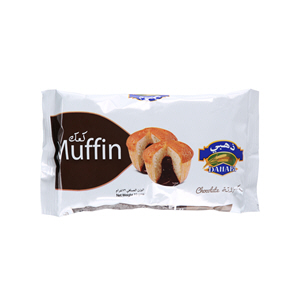 Dahabi Muffin Chocolate 72gm × 2'S