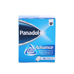 Panadol Advance 72 Tablet