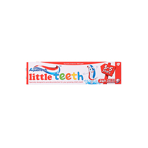 Aquafresh Toothpaste Kids Littleteeth 50ml