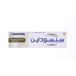 Sensodyne Toothpaste Multicare + Whitening 75ml