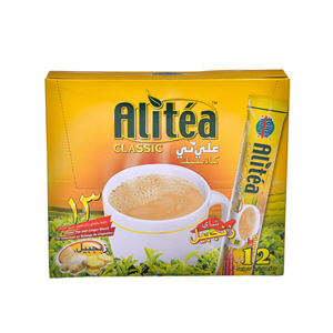 Power Root Ali Tea 3In1 Ginger Tea 20gm