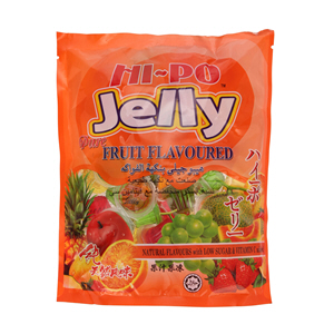 Mini Cup Fruit Jelly Bag 500gm