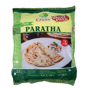 KG Roti Paratha 25'S Value Pack